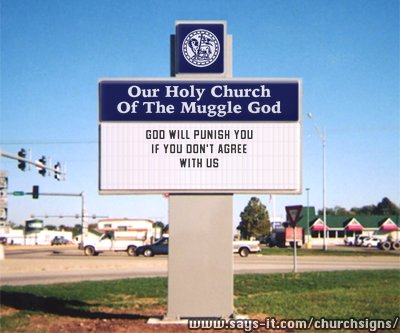 Muggle God