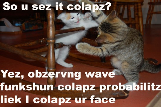 lolcat collapse probabilities